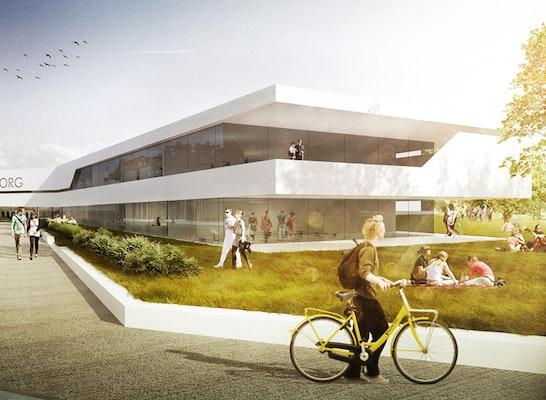 Ergebnis org guntramsdorf neubau generalplanung - Renderings architektur ...
