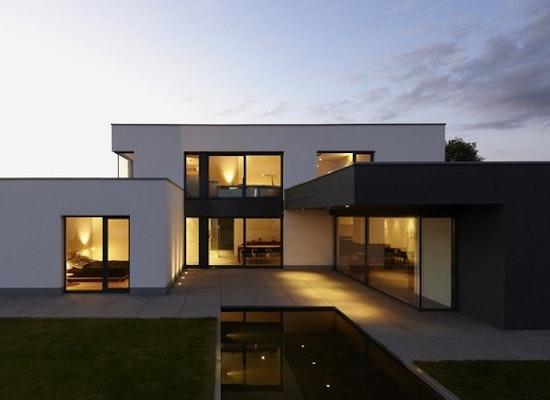 Bauhaus Stil project haus w villa im bauhausstil competitionline