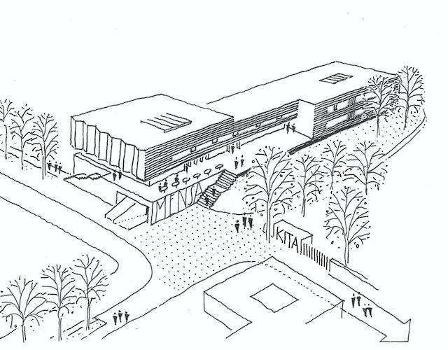 Erweiterung der beruflichen Schulen in Tübingen