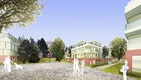 1. Preis czerner göttsch architekten: Harmonische Park- und Wohnlandschaft - Urbaner Naturpark