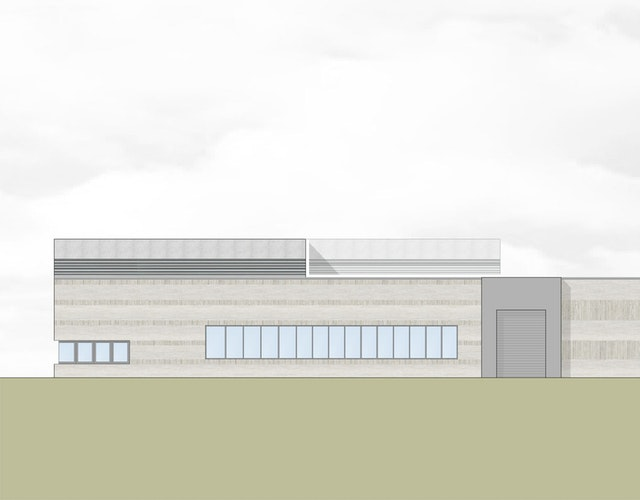 Flugplatz Laupheim -GBM- Neubau TACMEDEVAC-Gebäude, Architektenleistungen nach Teil 3 Abschnitt 1 HOAI