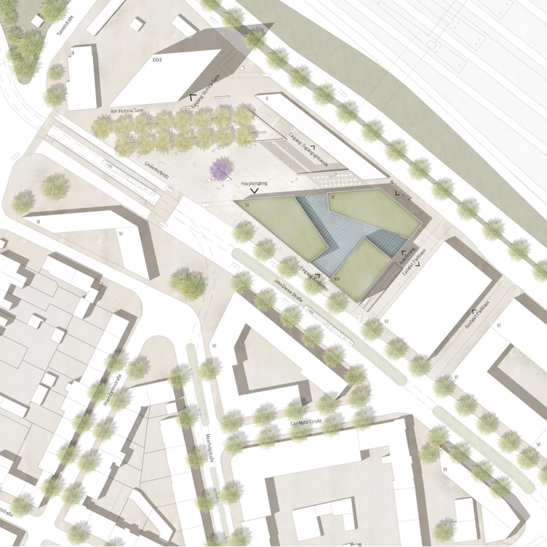 Ergebnis: Neubau Bilfinger Zentrale mit integriertem...competitionline