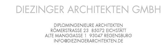 DIEZINGER ARCHITEKTEN