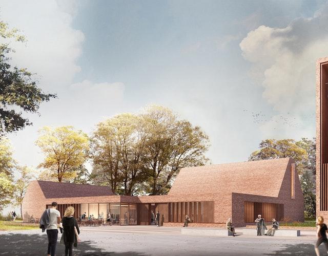 Neues Gemeindezentrum St. Nikolai in Stralsund