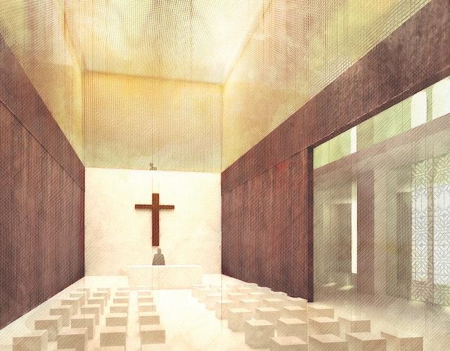 Umgestaltung der Christuskirche Gladbeck zu einem Gemeindezentrum
