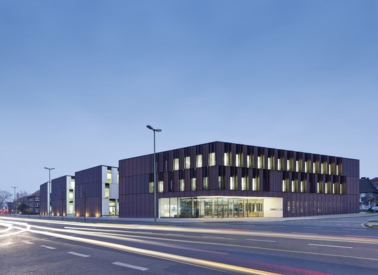 Architekten Recklinghausen ergebnis auszeichnung guter bauten 2014 des bda ves competitionline