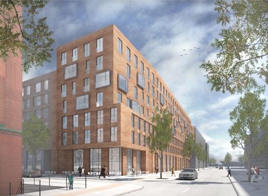 Hafencity hamburg neubau wohnquartier am lohsepark competitionline - Apb architekten ...
