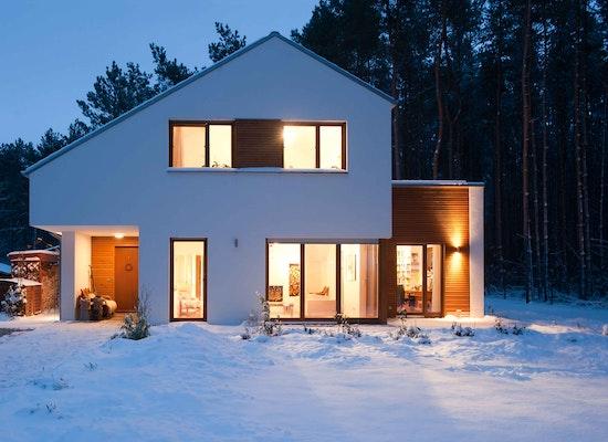 Projekt \u0026quot;Modernes Einfamilienhaus\u0026quot;competitionline