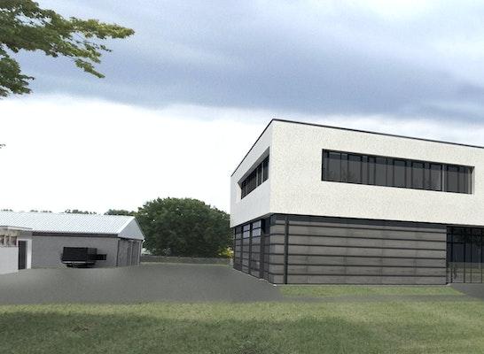 Architekten Landshut zuschlag neubau der landmaschinenschule landshut sch competitionline