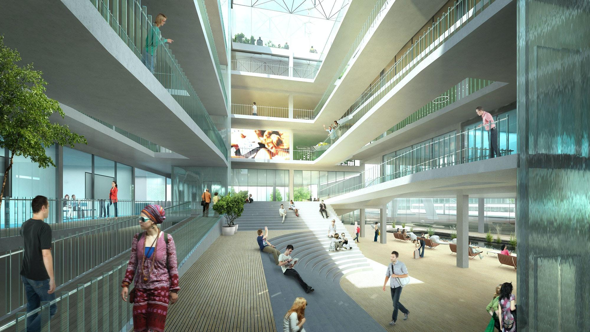 Projekt Living Lab Limburg Mosae Vita Maastricht Competitionline