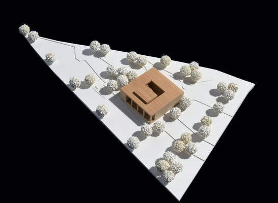 ein 1. Preis: © bss Architekten
