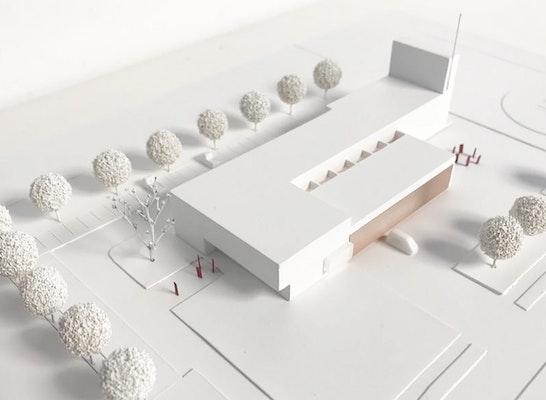 Ergebnis neubau feuerwache brunsb ttel s d competitionline - Steinwender architekten ...