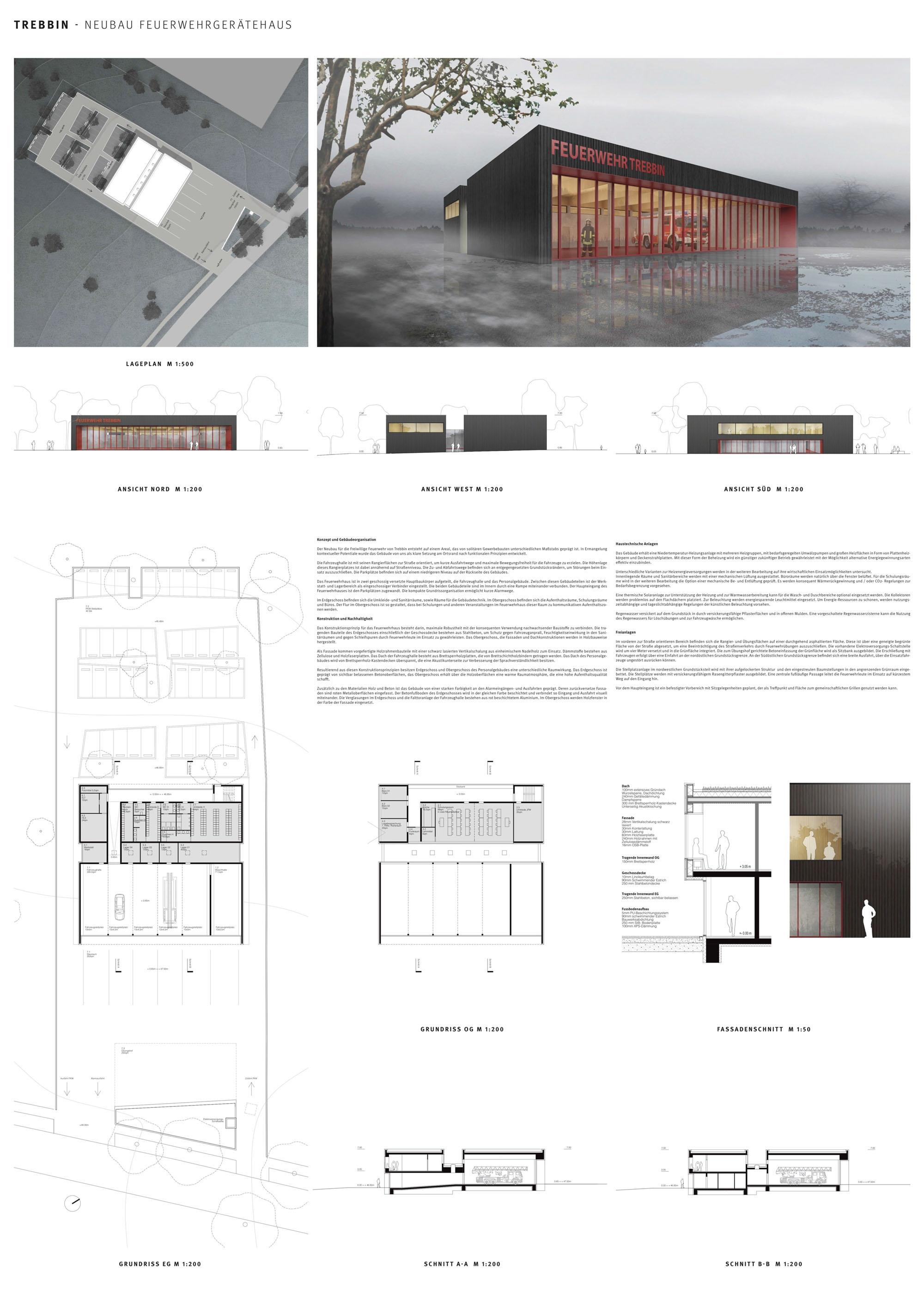 Result Neubau Feuerwehrgeratehaus Competitionline