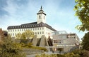 Michaelsberg Altbau und geplanter Neubau