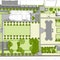 Außenanlagenplanung der Hochschule für Musik
