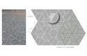 Detail Betonplatten Campus Forum