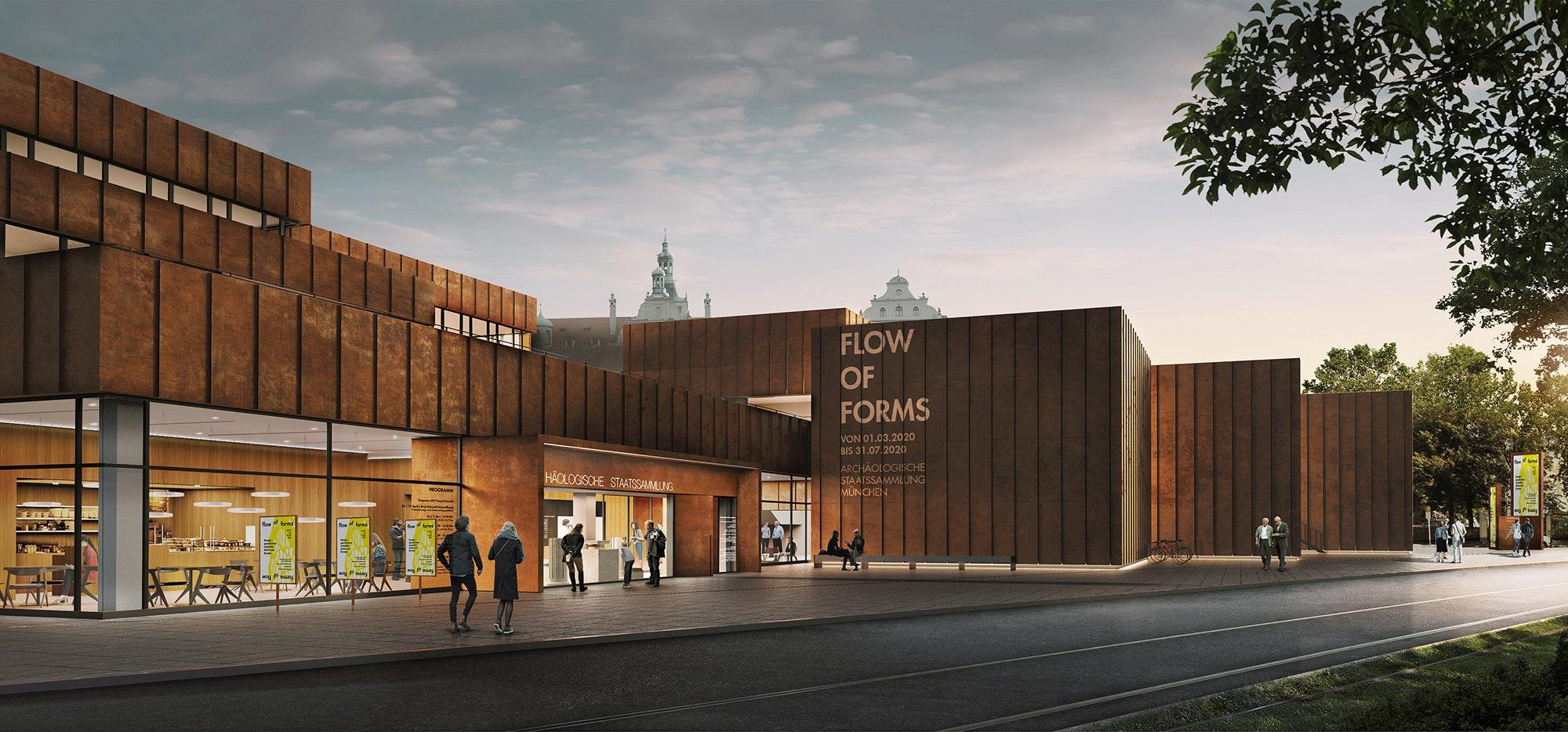 Projekt Archäologische Staatssammlung München M Competitionline