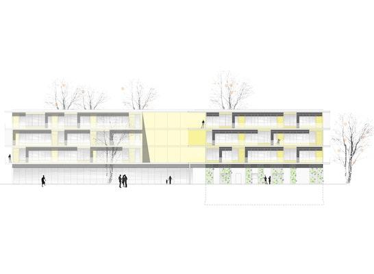 ergebnis objektplanung nach 34 hoai leistungsph competitionline. Black Bedroom Furniture Sets. Home Design Ideas