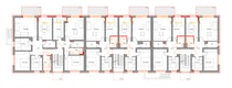 Modernisierung (24 WE), 1. / 2. / 3. Obergeschoss