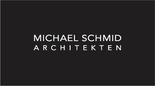 michael schmid architekten architects competitionline. Black Bedroom Furniture Sets. Home Design Ideas