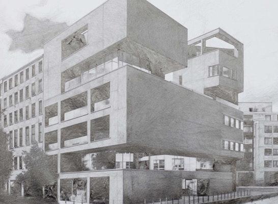 Ergebnis f rderpreis 2011 junge architekten zeic - Architekten luxemburg ...