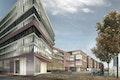 2. Preis czerner göttsch architekten: Südwestseite - Weg am Kanal