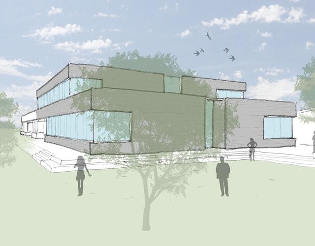 Umbau und Erweiterung des Schulgebäudes der Verbandsgemeinschaftsschule Staig