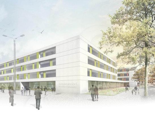 Ergebnis Entwicklung Schulstandort Dresden Tolkewit