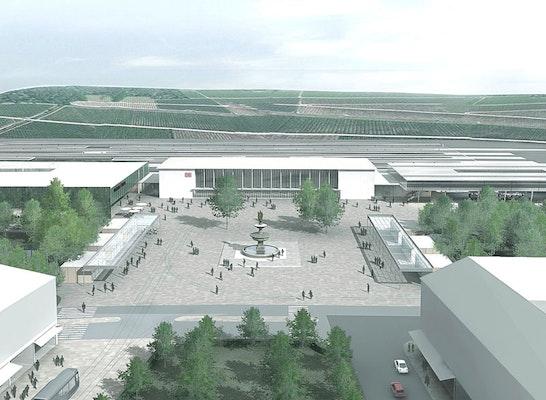 Ergebnis W 252 Rzburg Arcaden Hauptbahnhof Bahnhof