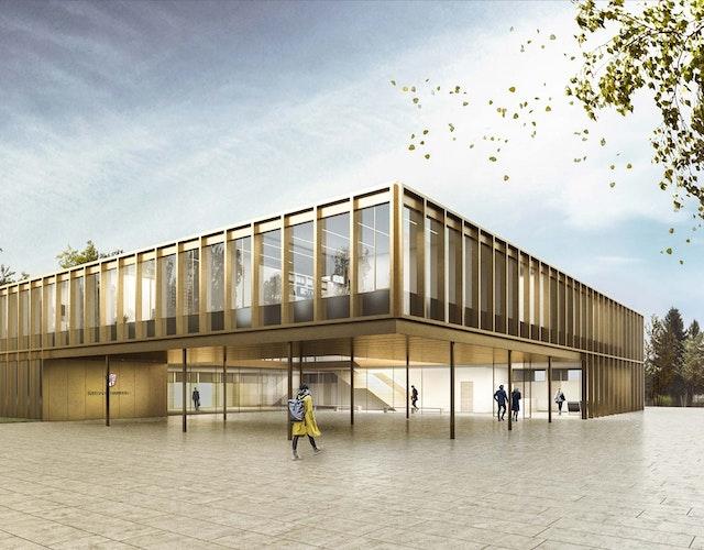 Neubau Rathaus Hainburg