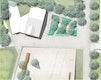 Detailplan Promenade mit Festplatz und Glasgarten M 1:200