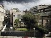 Vista del bloque de viviendas desde la calle Raset (Barcelona) Image of the block from Raset st (Barcelona)