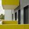 Passivhaus Saarlandstraße 20, hofseitige Balkone, Foto: Markus Dorfmüller