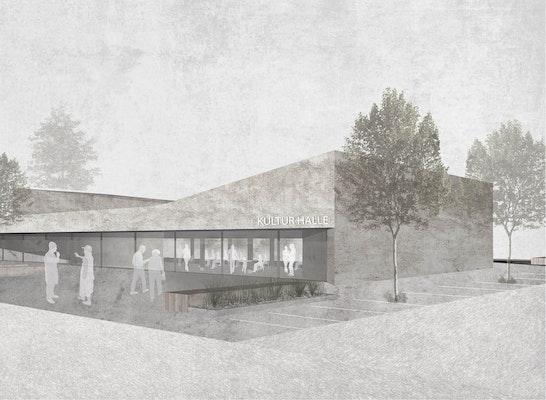 1. Preis: Perspektive, © Steimle Architekten BDA