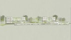 Neubau der Oscar-Paret-Schule - Schnittansicht - dasch zürn architekten