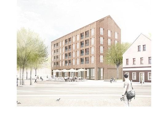 1. Rang: Neubau Raimundstraße
