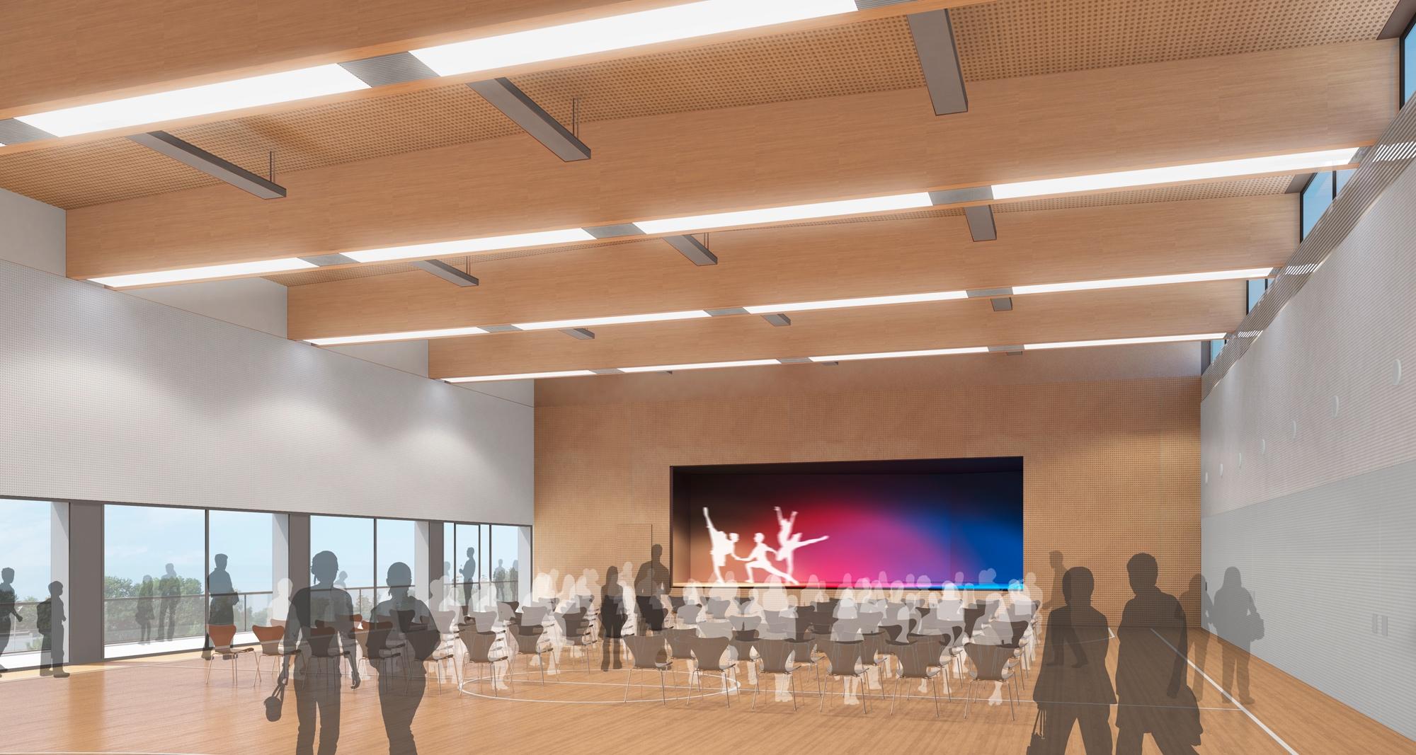 Shortlist Abbruch und Neubau Turn- und Festhalle Mus...competitionline