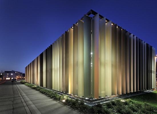 Auszeichnung: Bücherei und Mediothek, Riehle + Assoziierte Architekten und Generalplaner, Fotos: Andreas Keller