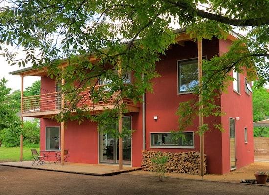 projekt haus j wohnhaus in darmstadt competitionline. Black Bedroom Furniture Sets. Home Design Ideas