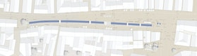 Obere Hauptstraße / 2. Preis Obere u. Untere Hauptstraße, Seitenstraßen u. Moosachöffnung