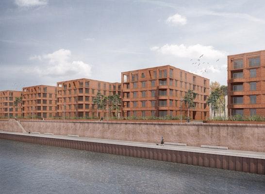 ein 1. Preis Bereich Hochbau: © Springer Architekten GmbH