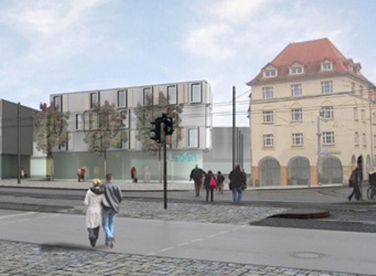 Ergebnis Entwicklungsgebiet Inselplatz Jena