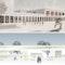 Zwei 1. Preise - oben: Datscha Architekten mit KUULA Landschaftsarchitekten; unten: michael weindel & junior   architekten   gbr mit schreiberplan