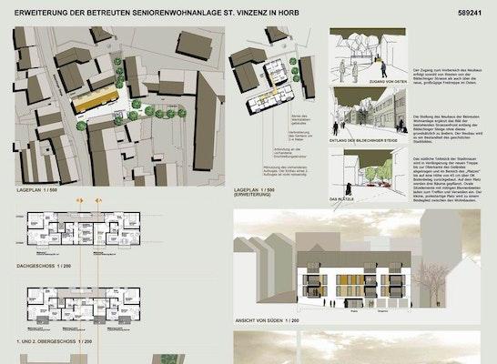 Ergebnis realisierungswettbewerb erweiterung der b competitionline - Kohler grohe architekten ...