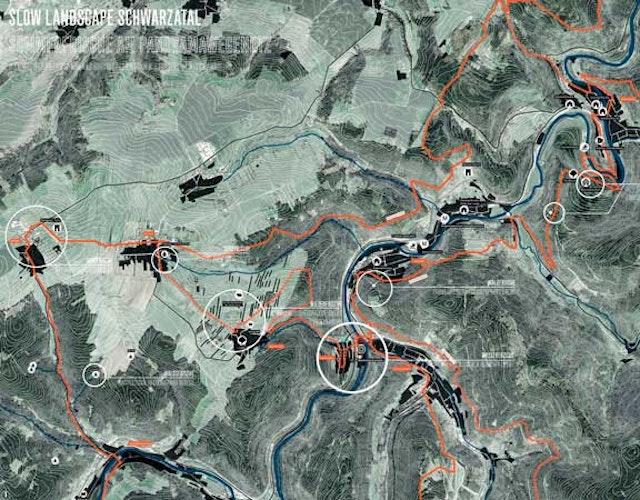 Zukunftsfähiges Landschaftsbild Schwarzatal