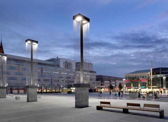 Projekt Quot Marktplatz Neubrandenburg Quot Competitionline