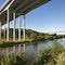 Lahntalbrücke im Zuge der A 3 bei Limburg