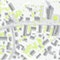 Lageplan im zentralen Bereich