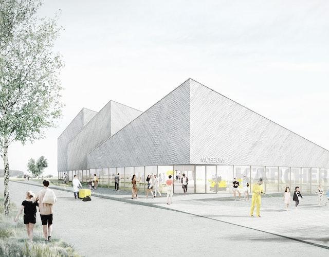 Neubau Kärcher Museum in Winnenden