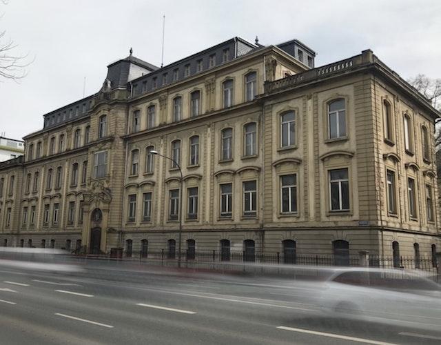 Fraunhofer ISC Würzburg – Umbau Alte Augenklinik